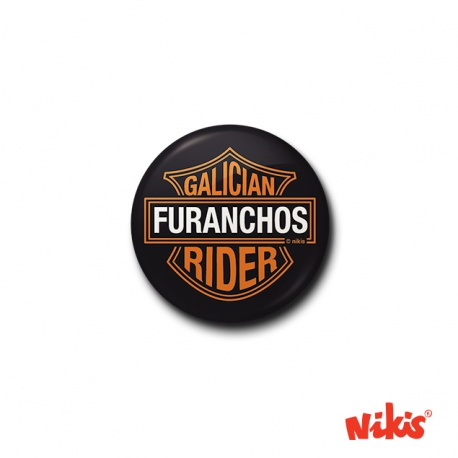 Chapa Furanchos Rider