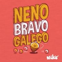 CAMISETA NENO BRAVO GALEGO