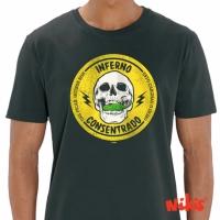 Camiseta Inferno Consentrado