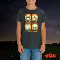 Camiseta Santiña Compaña