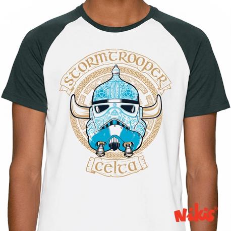 Camiseta Storm Tropper Celta