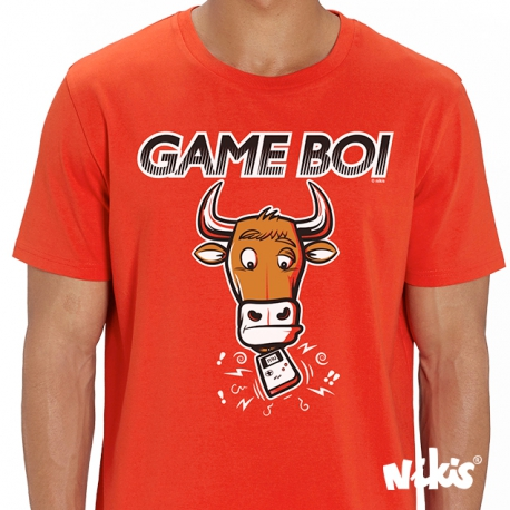 Camiseta Game Boi