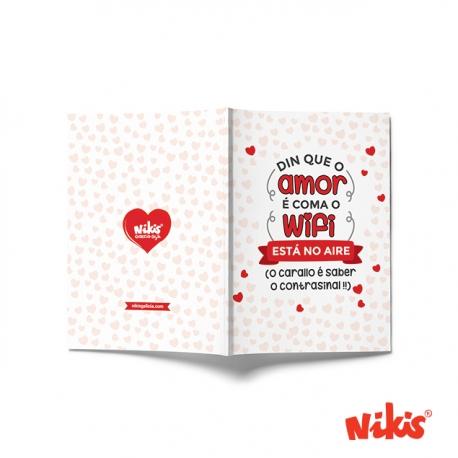 Tarxeta Amor Wifi