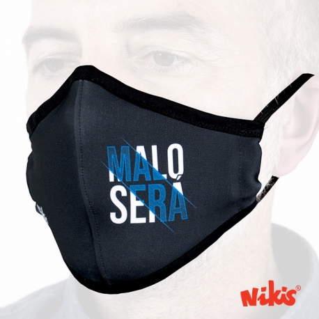 MASCARILLA MALO SERÁ