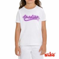 Camiseta Amodiño nena