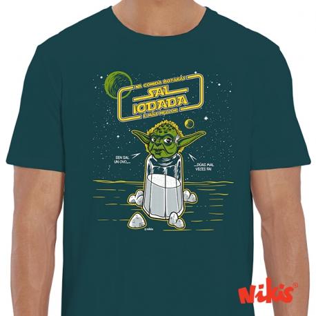 Camiseta Sal Iodada