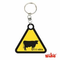 Chaveiro Perigo Vaca