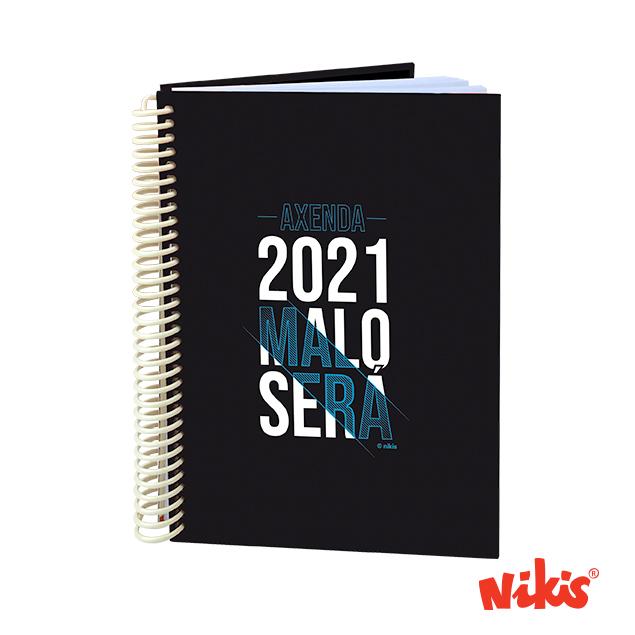 AXENDA MALO SERÁ 2021