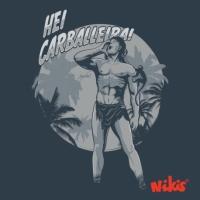 CAMISETA HEI CARBALLEIRA