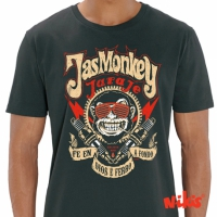 Camiseta Jas Monkey