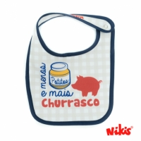 Babero churrasco