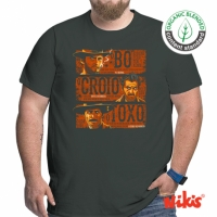 Camiseta O Bo. O Croio, O Toxo