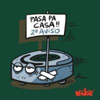 CAMISETA PASA PA CASA