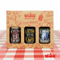 Pack licores surtidos 10 cl