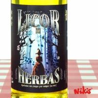 LICOR DE HERBAS