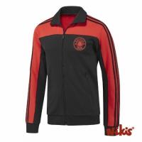 Chaqueta Galicia style negro rojo