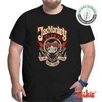 Camiseta Jas Monkey