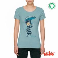 Camiseta Pensamento Tolo Rosalia moza