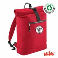 Mochila Top reciclado Galicia Style Rojo