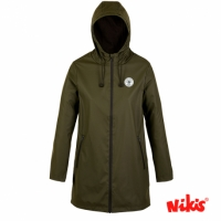CHAQUETA IMPERMEABLE MOZA STYLE VERDE