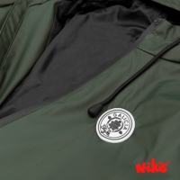 CHAQUETA IMPERMEABLE CHICO STYLE VERDE