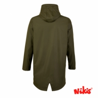 CHAQUETA IMPERMEABLE MOZO STYLE VERDE