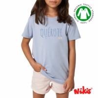 Camiseta Querote Preto nena