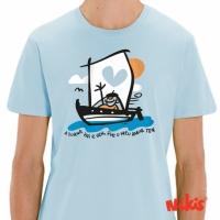 Camiseta Dorna Vai e Ven