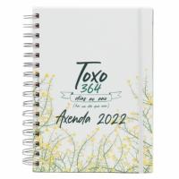 Axenda Anual Toxo 2022