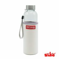 Botella Funda Neopreno Beige