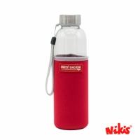 Botella Funda Neopreno Rojo