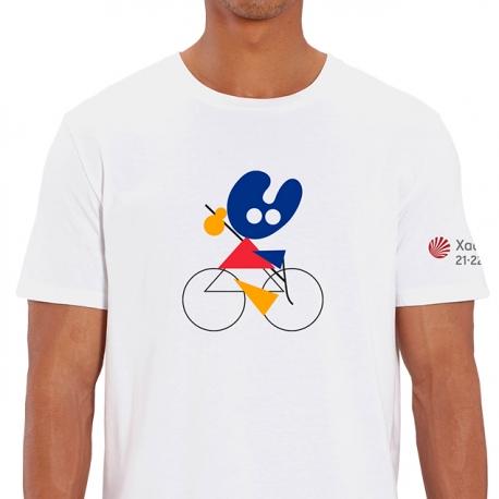 Camiseta Bici Pelegrín