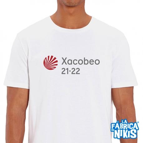 Camiseta Xacobeo 21-22