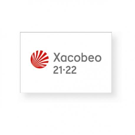 Imán Cerámica Xacobeo 21-22