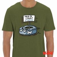 Camiseta Pasa pa Casa Rapás