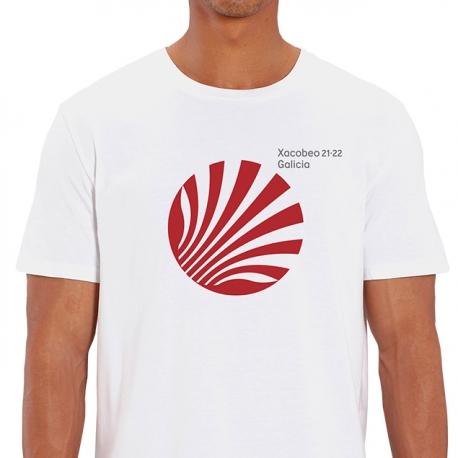 Camiseta Xacobeo Galicia