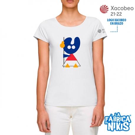 Camiseta Pelegrín Mujer