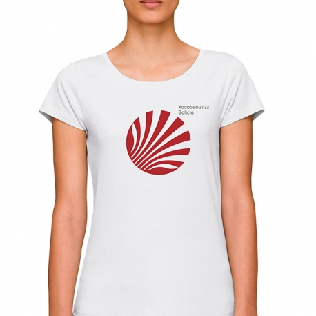 Camiseta Xacobeo Galicia Mujer