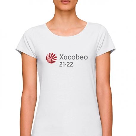 Camiseta Xacobeo 21-22 Mujer