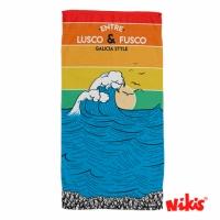 Toalla Playa Lusco y Fusco