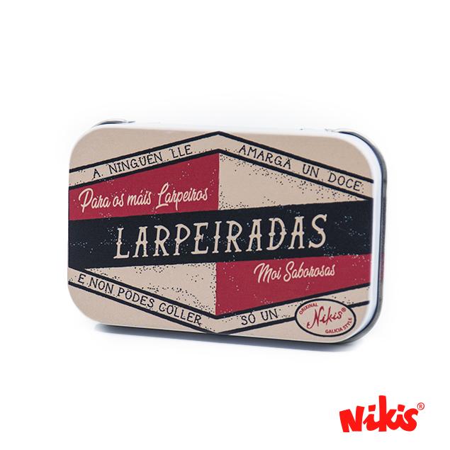 LATA LARPEIRADAS