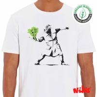 Camiseta Grefiti