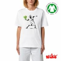 Camiseta Greffiti Chica