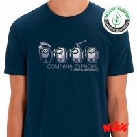 Camiseta Compaña Espacial