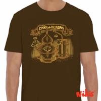 Camiseta Caña de Herbas