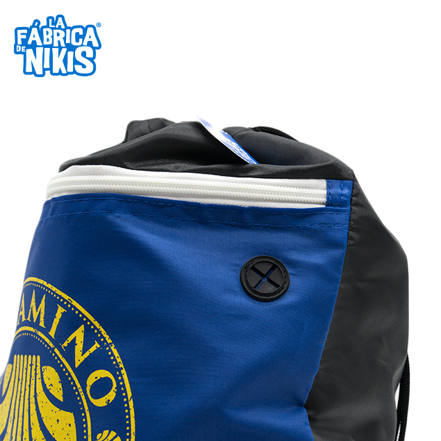 STAMP BICOLOUR BACKPACK