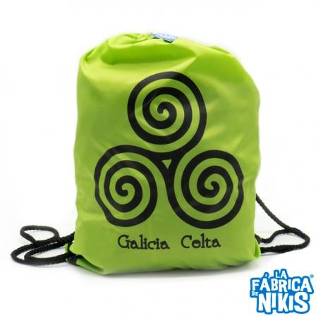 Mochila Galicia Celta verde