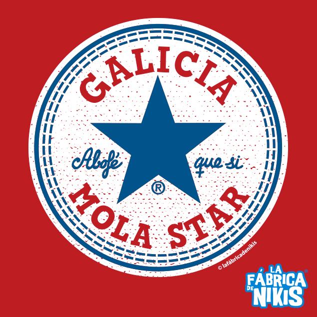 GALICIA MOLA STAR HOODIE