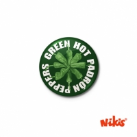 CHAPA GREEN HOT