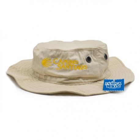 Sombrero Concha Camino de Santiago